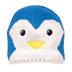 Regatta - Blue - penguin kids viva animal hat