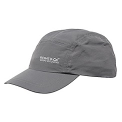 Regatta - Light grey kids melker cap