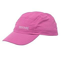 Regatta - Violet kids melker cap