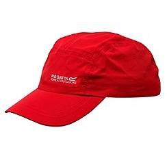Regatta - Red kids melker cap