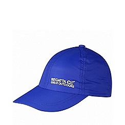 Regatta - Kids Dark blue chevi sports cap