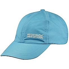 Regatta - Kids Light blue chevi sports cap