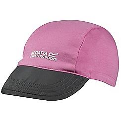 Regatta - Kids Pink pack it reversible peak cap