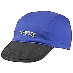 Regatta - Kids Dark blue pack it reversible peak cap