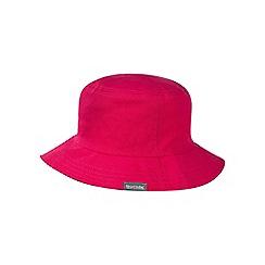 Regatta - Kids Pink Cruze reversible sun hat