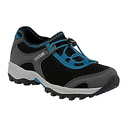 Regatta - Kids Black/blue platipus shoe