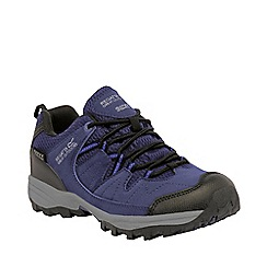 Regatta - Kids Abyss/clemat holcombe waterproof shoe