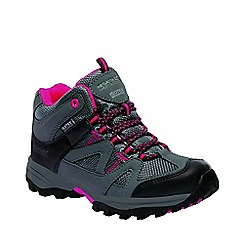 Regatta - Kids grey gatlin junior walking boots