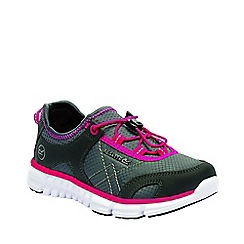 Regatta - Kids grey platipus junior shoes