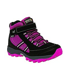 Regatta - Kids Pink Trailspace mid walking boot