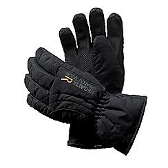 Regatta - Kids Black kids arlie waterproof glove