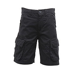 Regatta - Navy boys clotho short