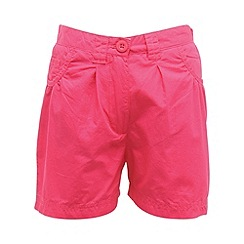 Regatta - Pink girls dolie short