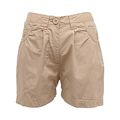 Regatta - Beige girls dolie short