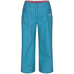 Regatta - Girls Aqua doddle adjustable trouser