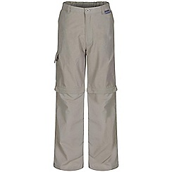 Regatta - Kids Natural sorcer zip off trousers