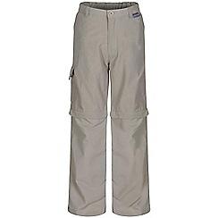 Regatta - Kids Natural sorcer zip off trousers