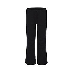 Regatta - Kids Black dayhike waterproof stretch trousers