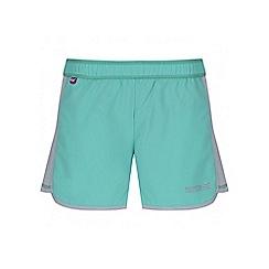 Regatta - Kids Green Limber quick drying short