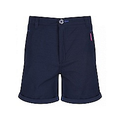 Regatta - Kids Navy Doddle short
