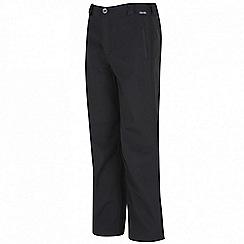 Regatta - Kids Black 'Fenton' trouser