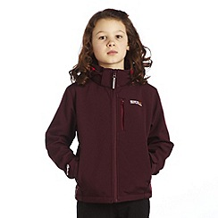 Regatta - Burgundy airblaze jacket