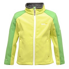 Regatta - Lime/green kovu jacket