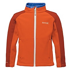 Regatta - Orange/ blue kids kovu jacket