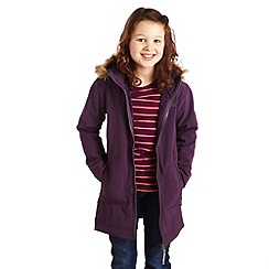 Regatta - Plum wine winterstar ii jacket