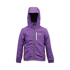 Regatta - Alpinepurple kids autoblok jacket