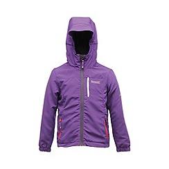 Regatta - Alpinepurple kids autoblok jacket