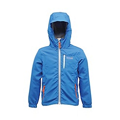 Regatta - Oxford blue kids autoblok jacket