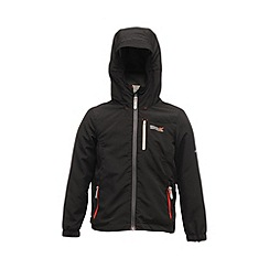 Regatta - Black kids autoblok jacket