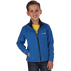 Regatta - Blue/ navy kids canto jacket