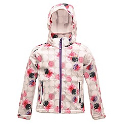 Regatta - Purple kids clopin jacket