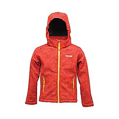 Regatta - Red kids clopin jacket