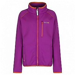 Regatta - Girls' vivid viola Limit