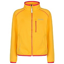 Regatta - Kids Orange Limit softshell jacket