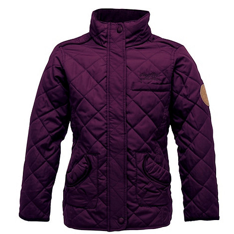 Regatta - Blackcurrant giddyup jacket