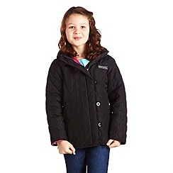 Regatta - Black kizi jacket