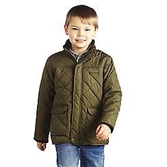 Regatta - Dark khaki bruiser ii jacket