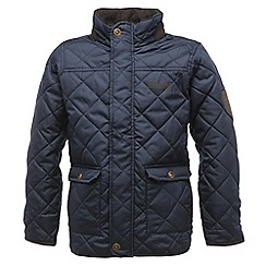 Regatta - Navy bruiser ii jacket