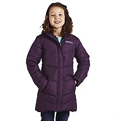 Regatta - Kids Plum wine blissfull ii jacket