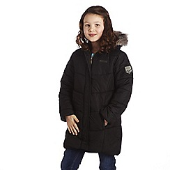 Regatta - Black blissfull ii jacket