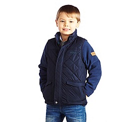 Regatta - Navy/dkdenim jiminy jacket