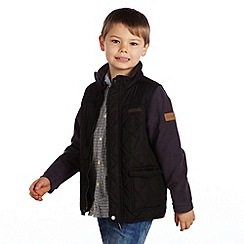 Regatta - Black/ash jiminy jacket
