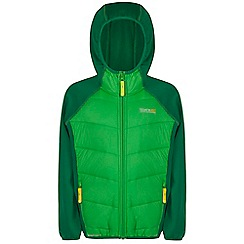 Regatta - Boys Fairwy/highl kielder quilted super stretch jacket