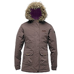 Regatta - Coconut girls izzie parka