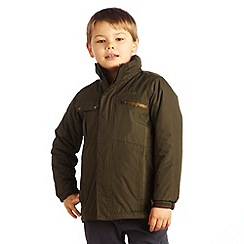 Regatta - Dark khaki alfie jacket