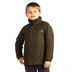 Regatta - Dark khaki alfie jacket